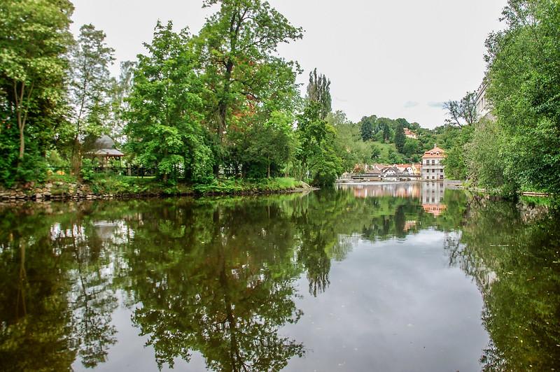 Vltava River (伏爾他瓦河) 5