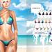 NEW RELEASE: nancy - bikini