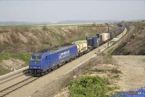 186 268 Crossrail . E 40048 . Berneau . 31.03.19.