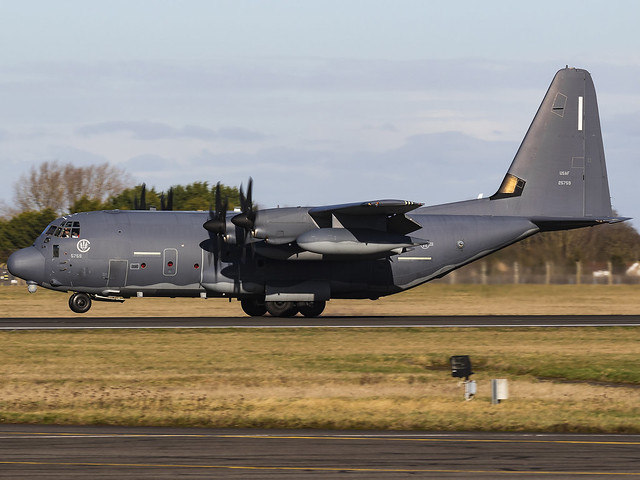 United States Air Force | Lockheed Martin MC-130J Hercules | 12-5759