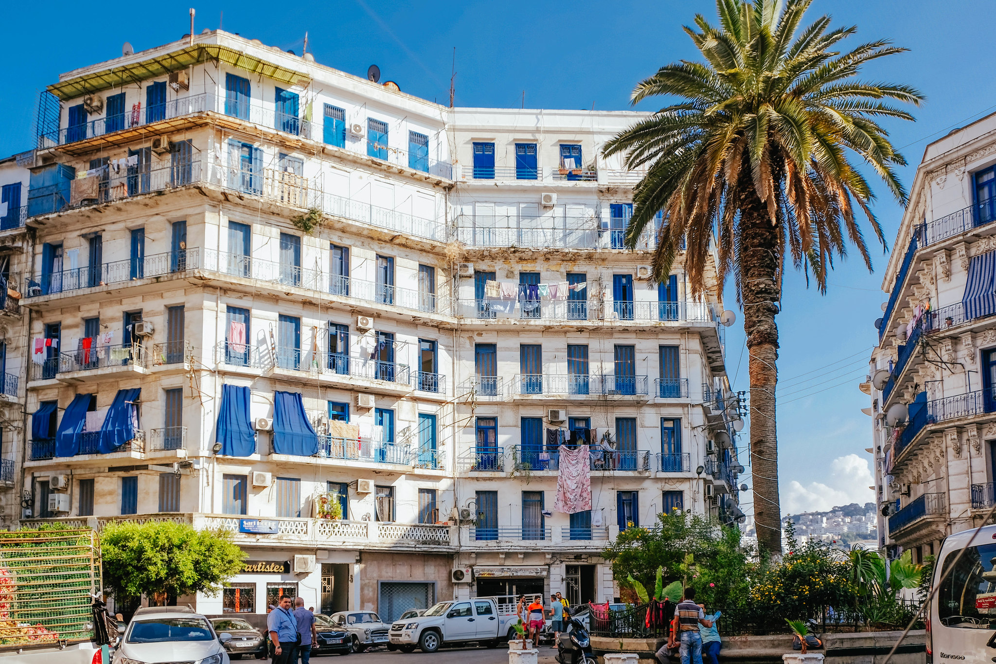Streets of Algiers