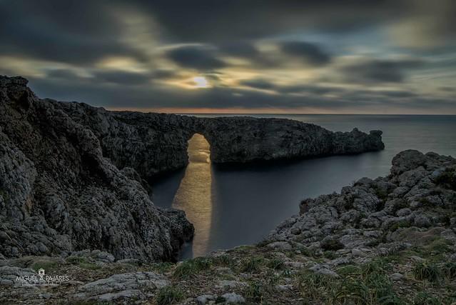túnel de luz...