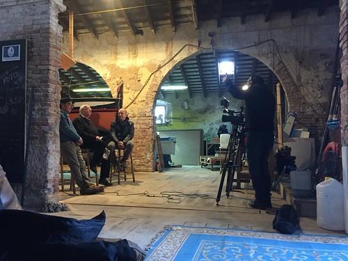 Entrevista amb Enric Vidal per Canal Calafell