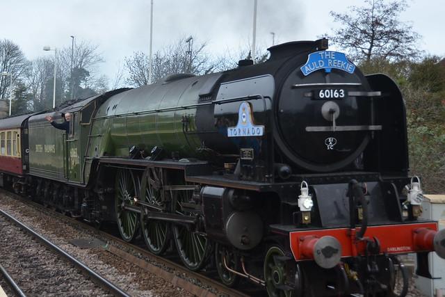 Rail Tour Auld Reekie