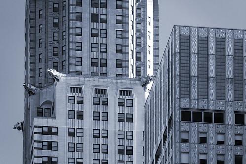 New York City / Chrysler Building   by Aviller71