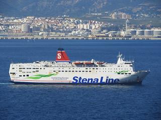 Stena Europe (Gbraltar) | by TonyDavisGib