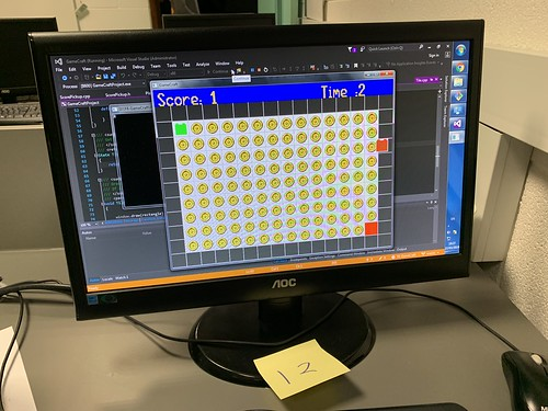 Games from Cork GameCraft 2019   by whykay