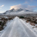 Frozen Cuillin by Pete Rowbottom, Wigan, UK