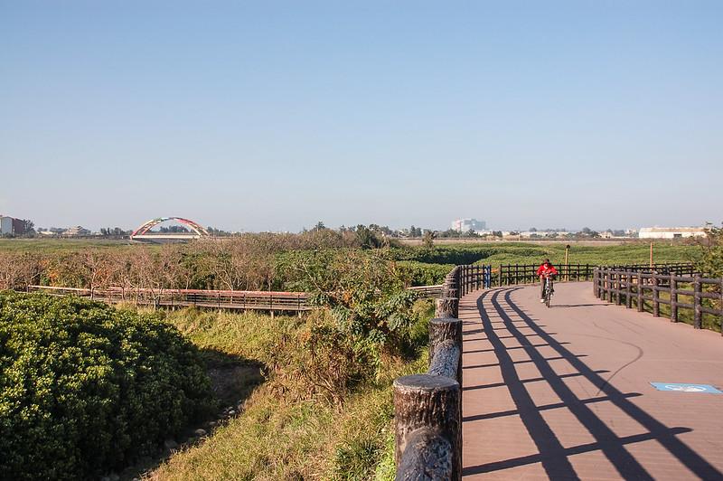 新竹市17公里海岸觀光帶自行車專用道 5