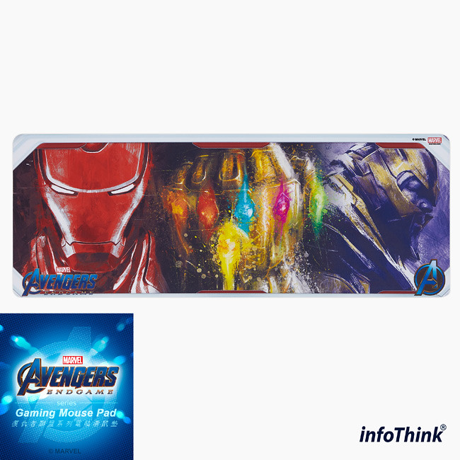 InfoThink Avengers Series E-sports Mouse Mat