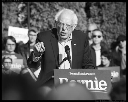 Senator Bernie Sanders, 2019 | by Dell Deaton