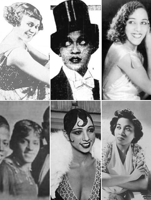 Black Female Scat Singers of the 1920s & 1930s