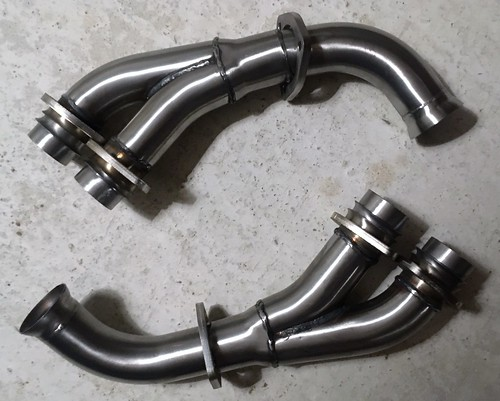 Serious performance improvement: stainless exhaust downpipes | by PimGMX