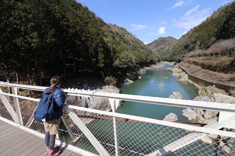 京都の桂川
