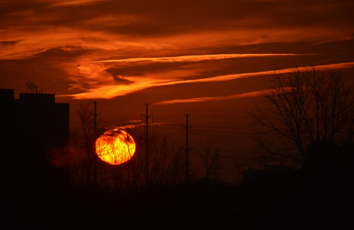 sunrise toronto ontario canada photozonelevel1 groupecharlietitanium