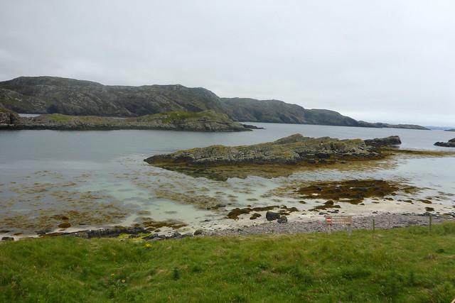 Handa Sound from Handa Island