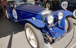 1933 Riley MPH