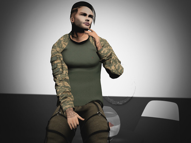 ! A&D Clothing - Sweater -Foxhound-