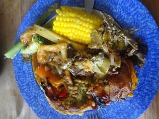 Sunday lunch bonanza! | by Mary Loosemore