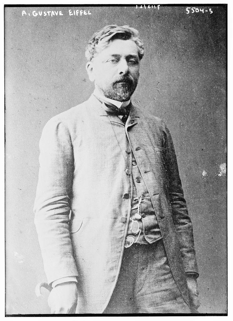 A. Gustave Eiffel (LOC)