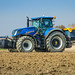 Fertilizing fields before sowing | New Holland // Bogballe