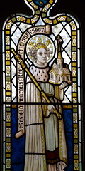 St Edward the Confessor (possibly Munro Cautley, 1920s?)