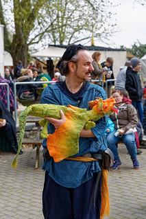 Mittelaltermarkt Giessen Schiffenberg