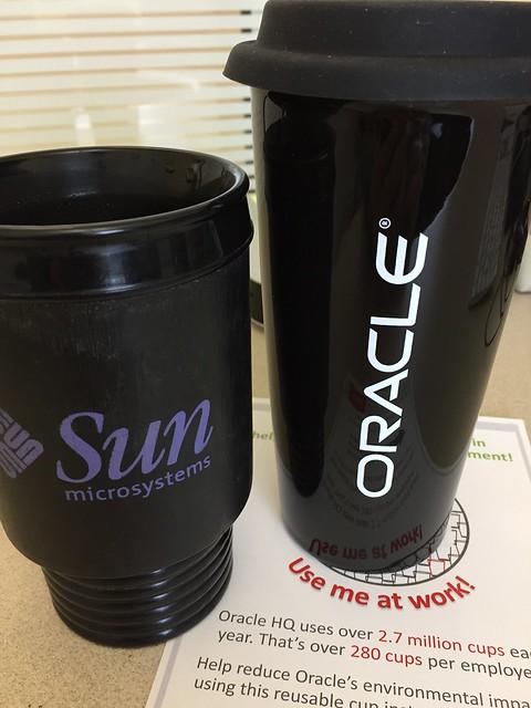 Got a new reusable mug