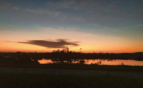 staugustine florida sunset sky