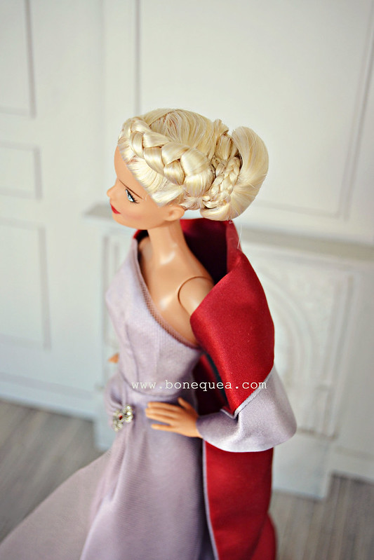 Barbie Fashionistas #104, restyled