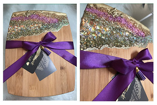 Mermaid Crystal Chopping Board SOLD*