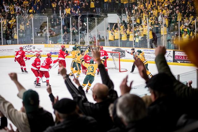Men's Hockey vs Cornell - COGO