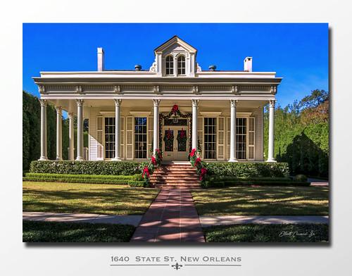 1640 State St. New Orleans, La. 70118