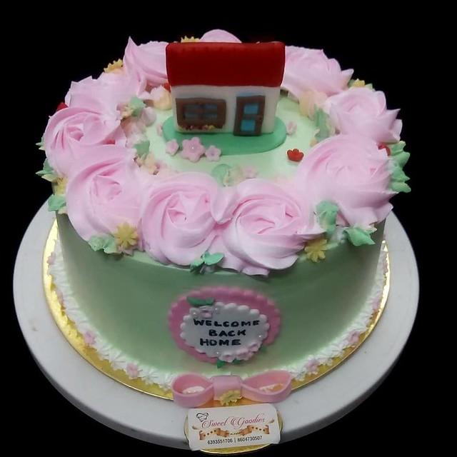 Cake by Farhath Suraiya