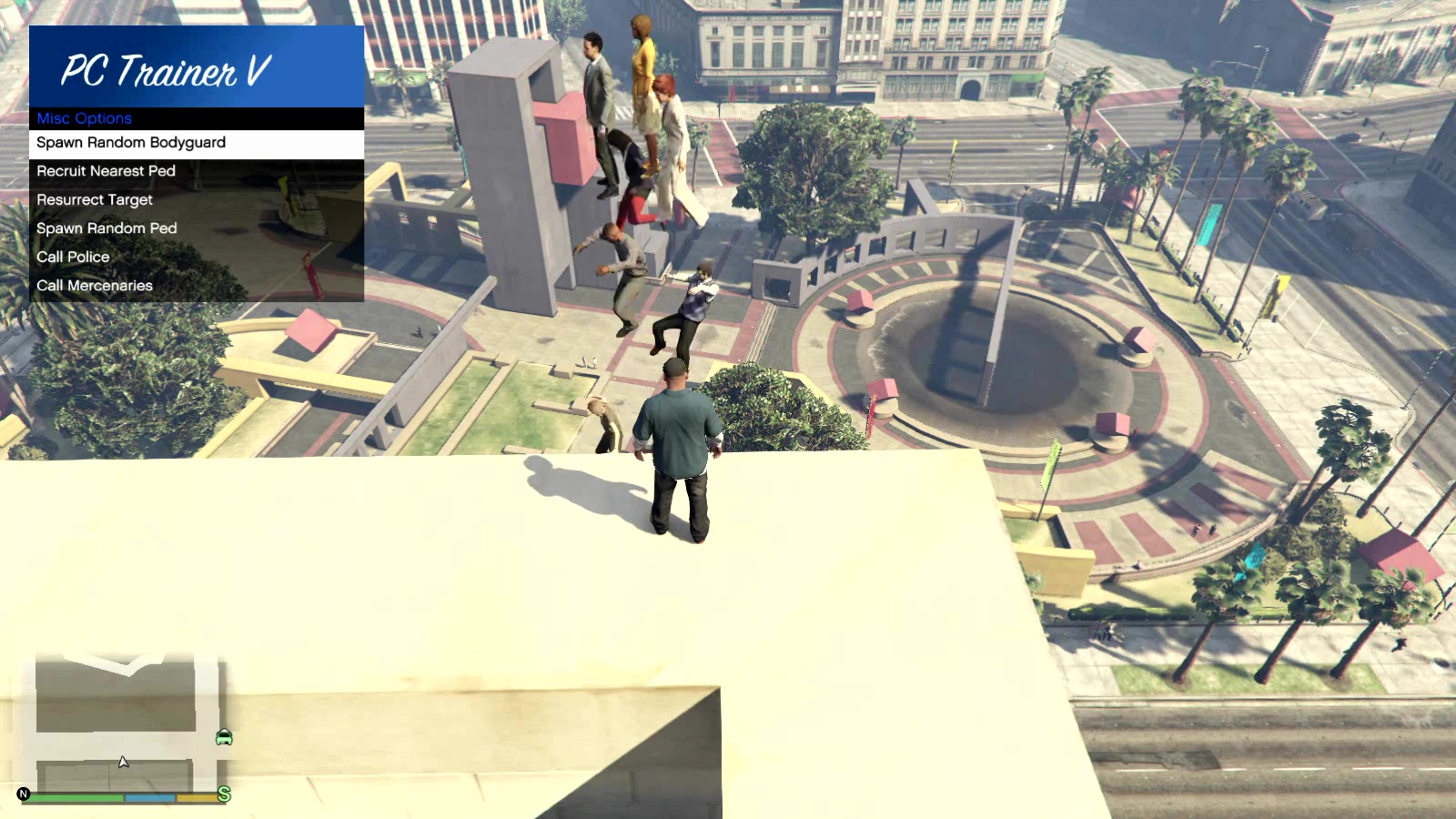 Mod GTA 5 - Bất tử full xe, vũ khí, full đạn, dịch chuyển, xóa tội