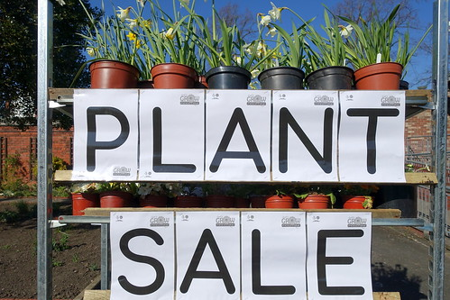 Plant Sale for Lets Grow Preston at Ashton Park | by Tony Worrall