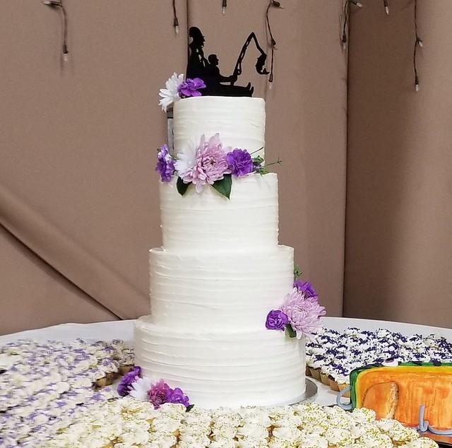 Cake by Lazy A Bakery