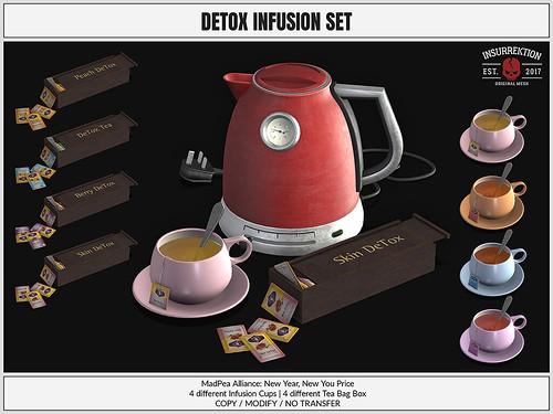 [IK] Detox Infusion Set