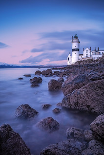 Cloch Point Lighthouse   by Caledonia84