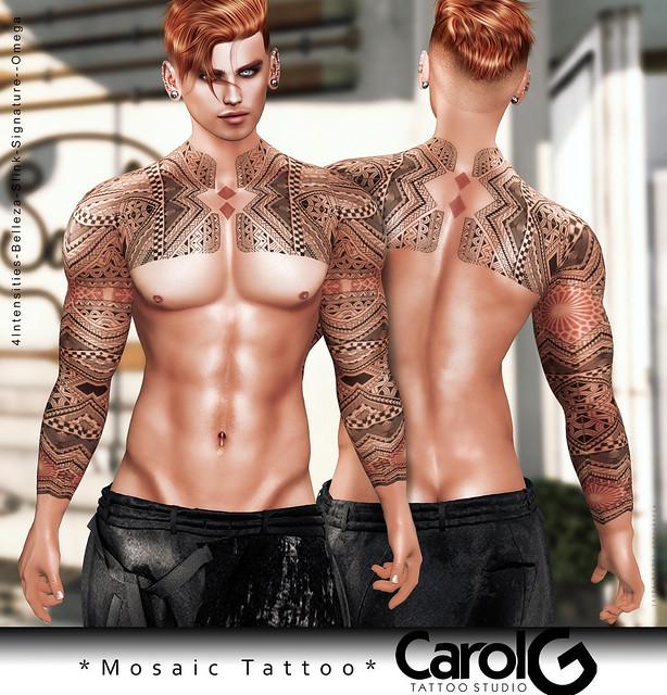 Mosaic Tattoo [CAROL G]
