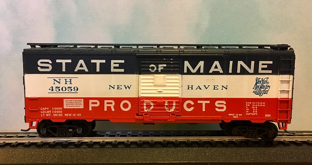Athearn New Haven Boxcar