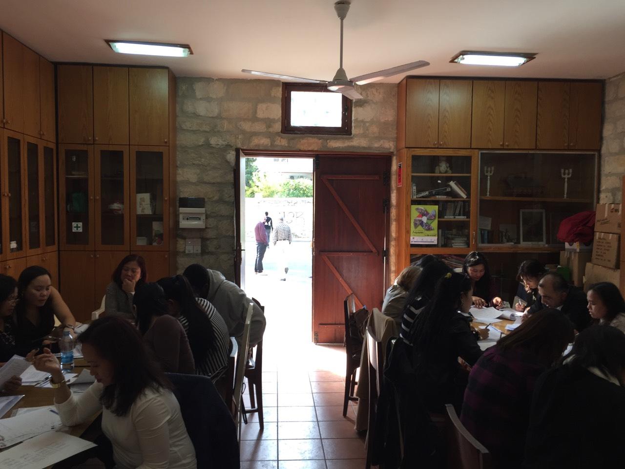 Μαθήματα πολιτισμού και γνωριμίας με την τοπική κοινωνία – Δήμος Λεμεσού
