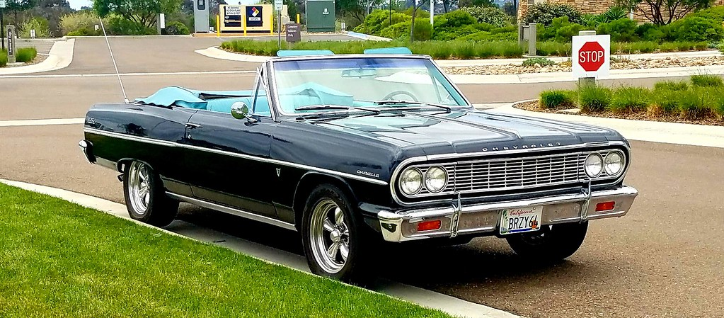 1964 Chevy Chevelle Convertible