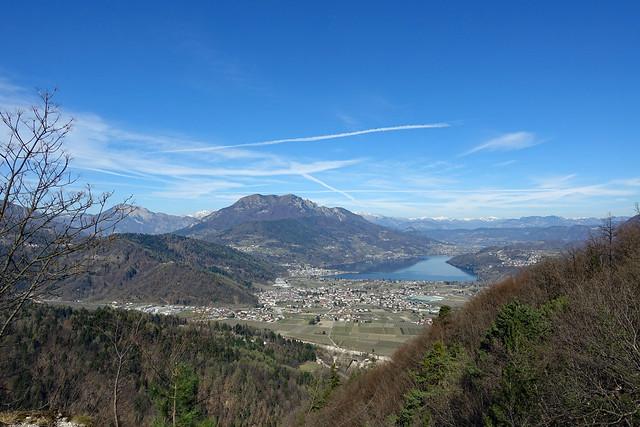 2019-03-29 03-31 Südtirol-Trentino 019 Caldonazzo-Lochere