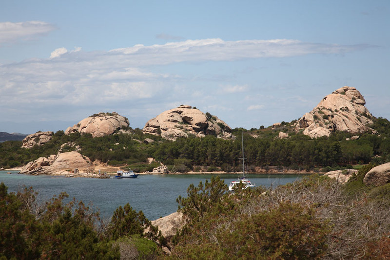 Rock formation, Sardinia