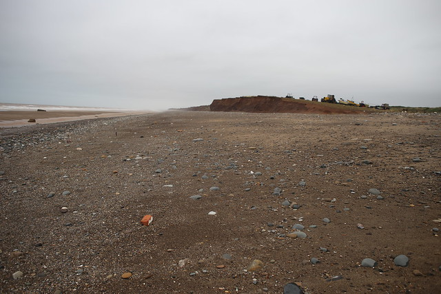 Sand le Mere near Withernsea