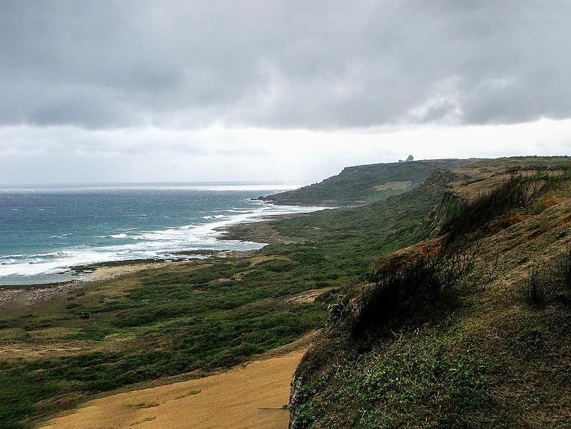 風吹沙景觀 1