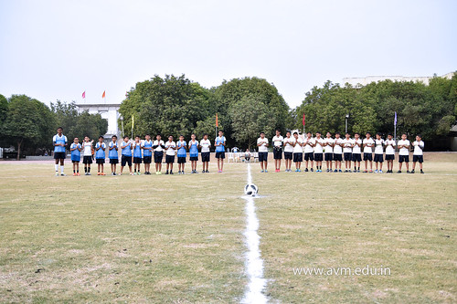 Inter House Football Competition 2018-19 2 (7) | by Atmiya Vidya Mandir