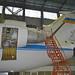 Yak 42 engine by Kevin Biétry