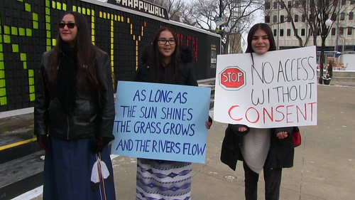 Solidarity with Beaver Lake Cree | by livingsanctuary